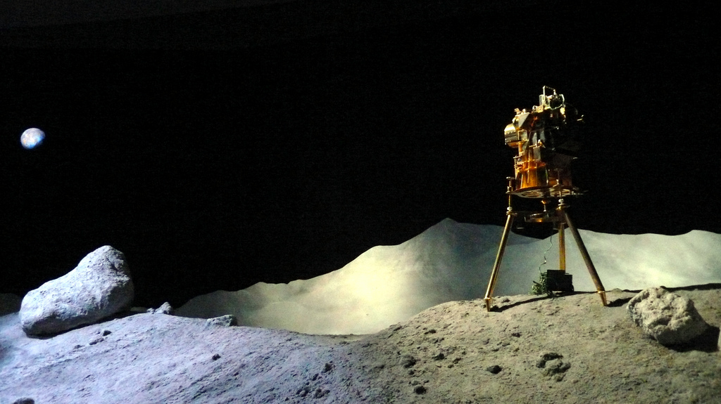 Nobody Won Google's Moon Landing Competition - Jaime Bonetti Zel