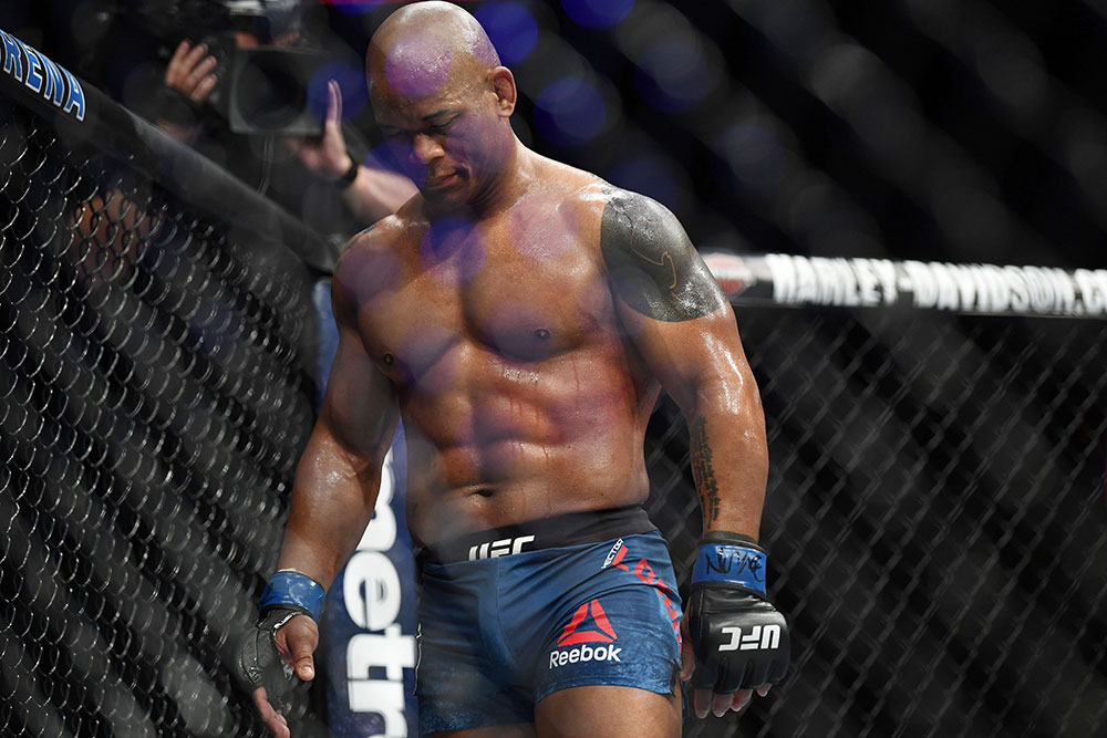 Should Lombard have been DQ'd at UFC 222? - Jaime Bonetti Zell