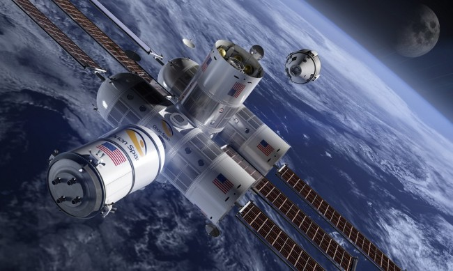 Aurora Station, the world's first luxury space hotel - Jaime Bon
