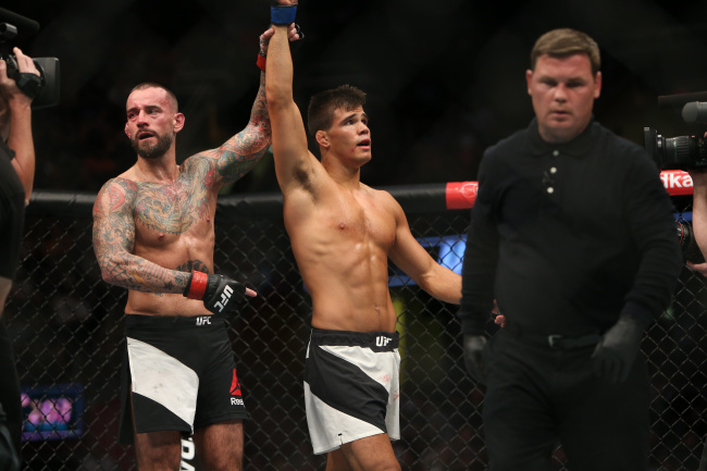 CM Punk Will 'Do Great' In His Second UFC Fight - Jaime Bone