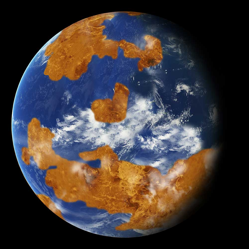 NASA Suggests Venus May Have Been Habitable - Jaime Bonetti Zell