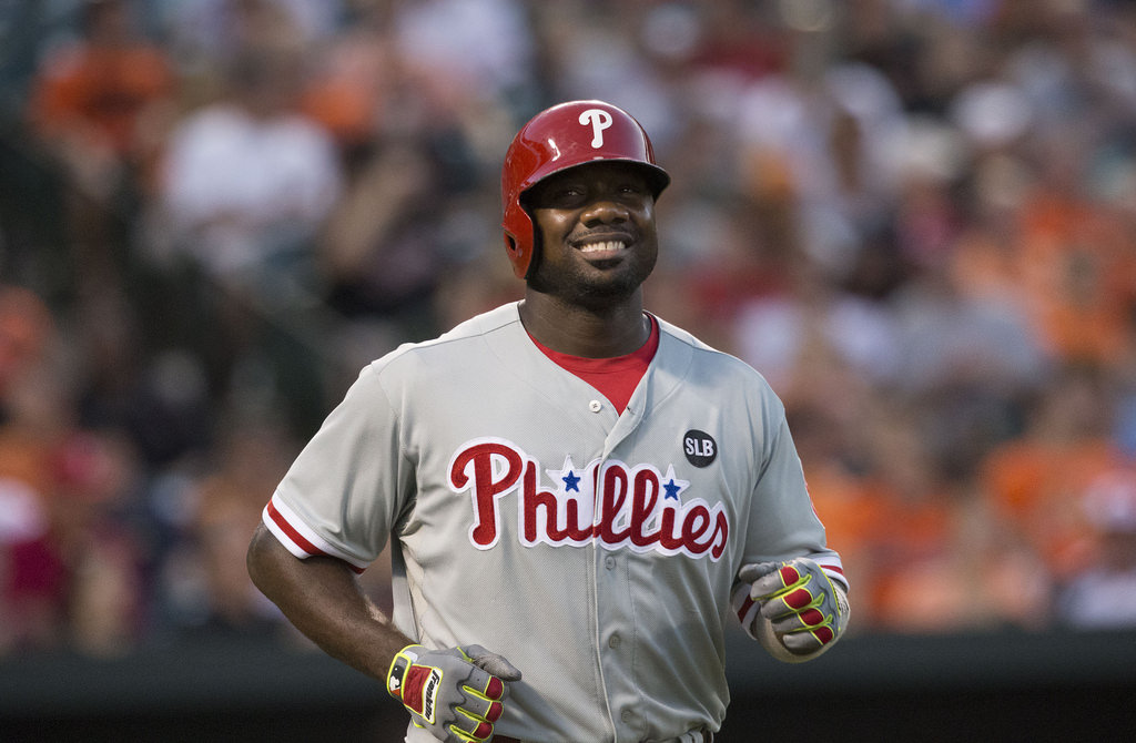 All-Star Ryan Howard retires from baseball - Jaime Bonetti Zelle