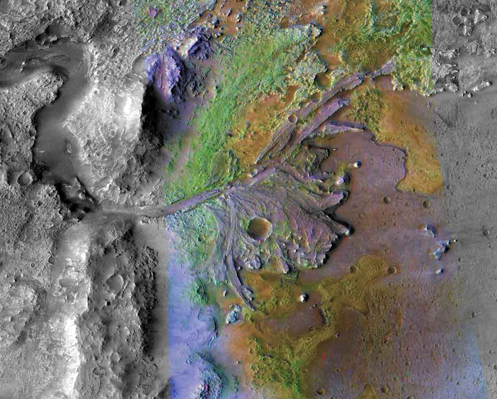 NASA Announces Landing Site for Mars 2020 Rover - Jaime Bonetti