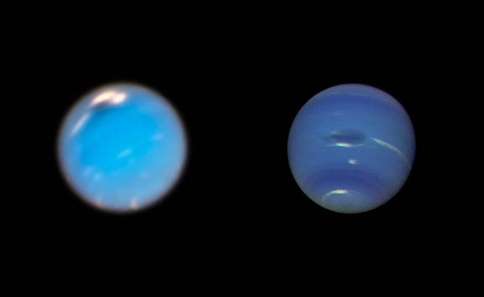 Hubble Tracks the Lifecycle of Giant Storms on Neptune - Jaime Bonetti Zeller