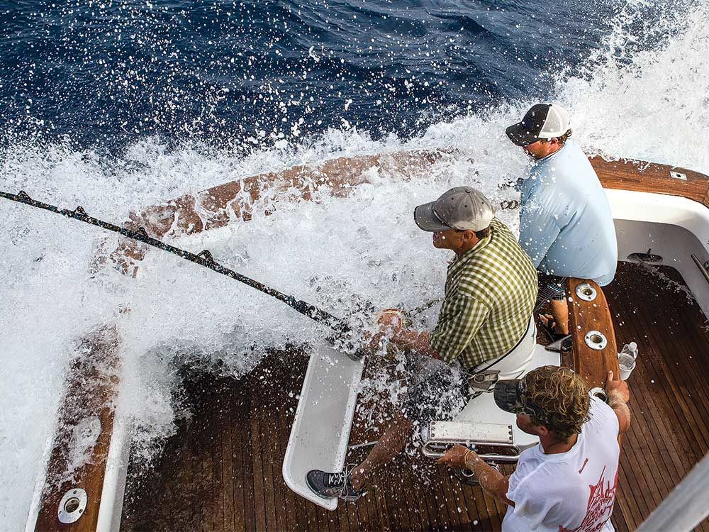 How to Fish for Big Marlin and Sailfish in Rough Weather - Jaime Bonetti Zeller