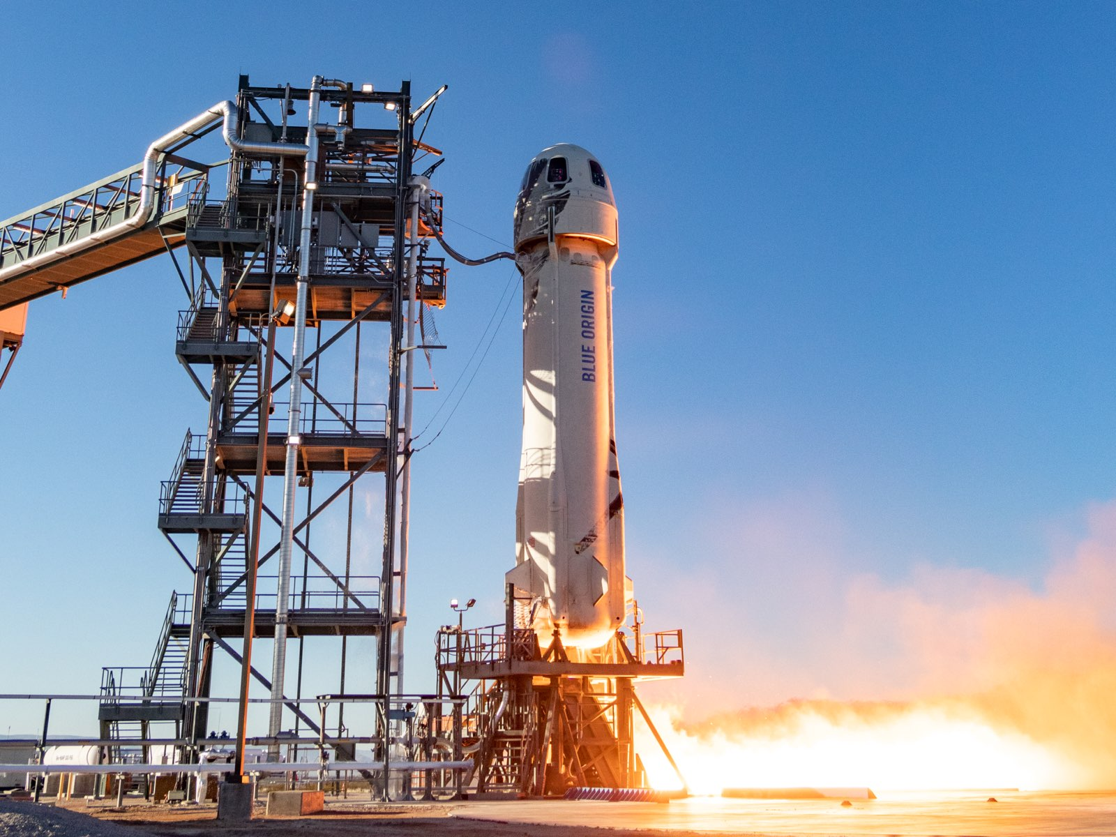 NASA and Blue Origin Help Classrooms and Researchers Reach Space - Jaime Bonetti Zeller