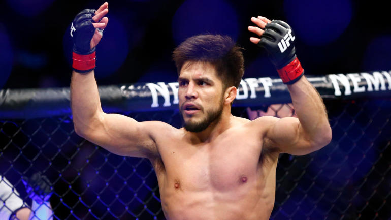Henry Cejudo is looking absolutely shredded ahead of UFC 238 - Jaime Bonetti Zeller