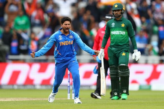 India-Pakistan match produces an atmosphere that exceeds the hype - Jaime Bonetti Zeller