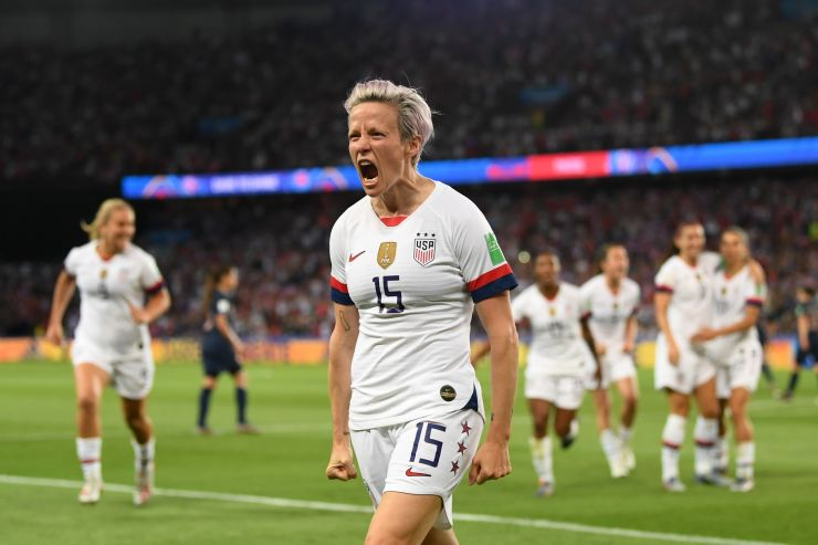 Nike wins big as the US women's soccer team takes the World Cup - Jaime Bonetti Zeller