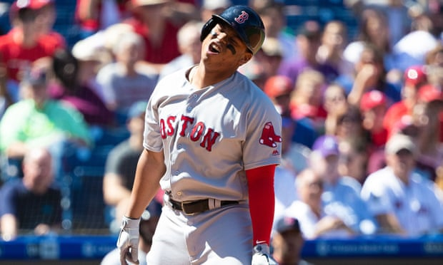 How the greatest Red Sox team in history turned into an embarrassment - Jaime Bonetti Zeller