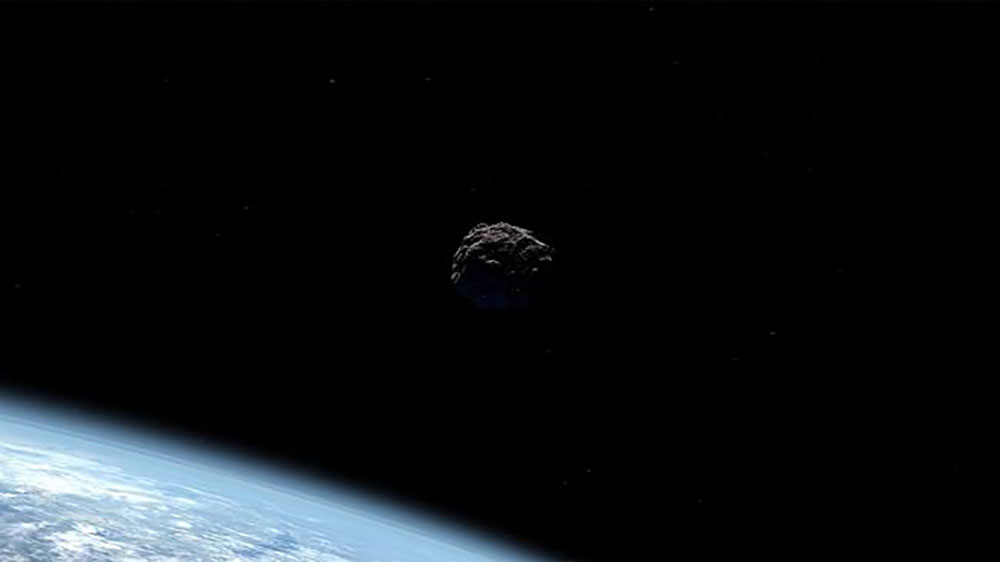 Tons of Water in Asteroids Could Fuel Satellites, Space Exploration - Jaime Bonetti Zeller