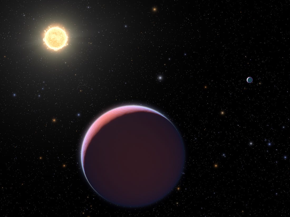 These 'super puff' planets have the same density as cotton candy - Jaime Bonetti Zeller