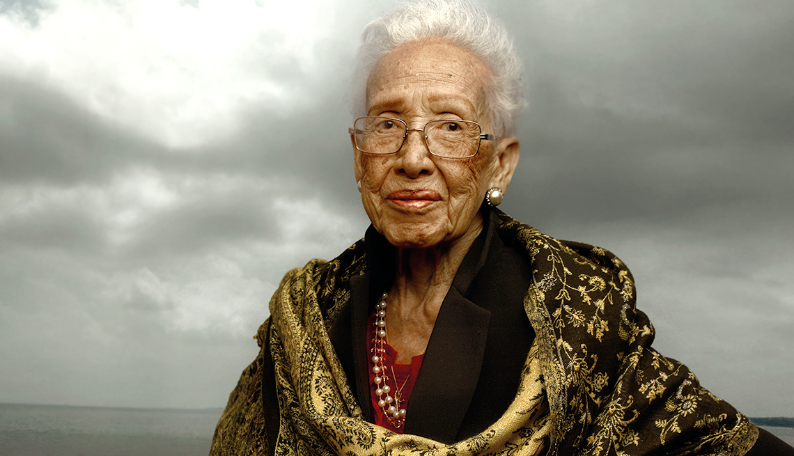 Katherine Johnson Biography - Jaime Bonetti Zeller