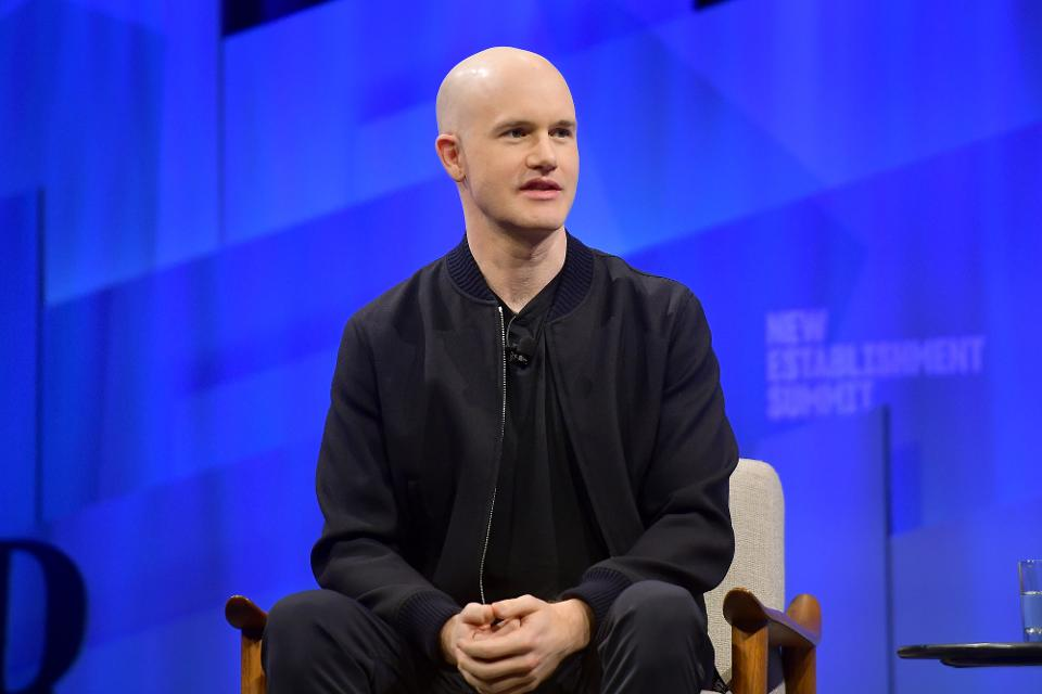 Blow To Bitcoin As Coinbase CEO Makes Serious Warning - Jaime Bonetti Zeller