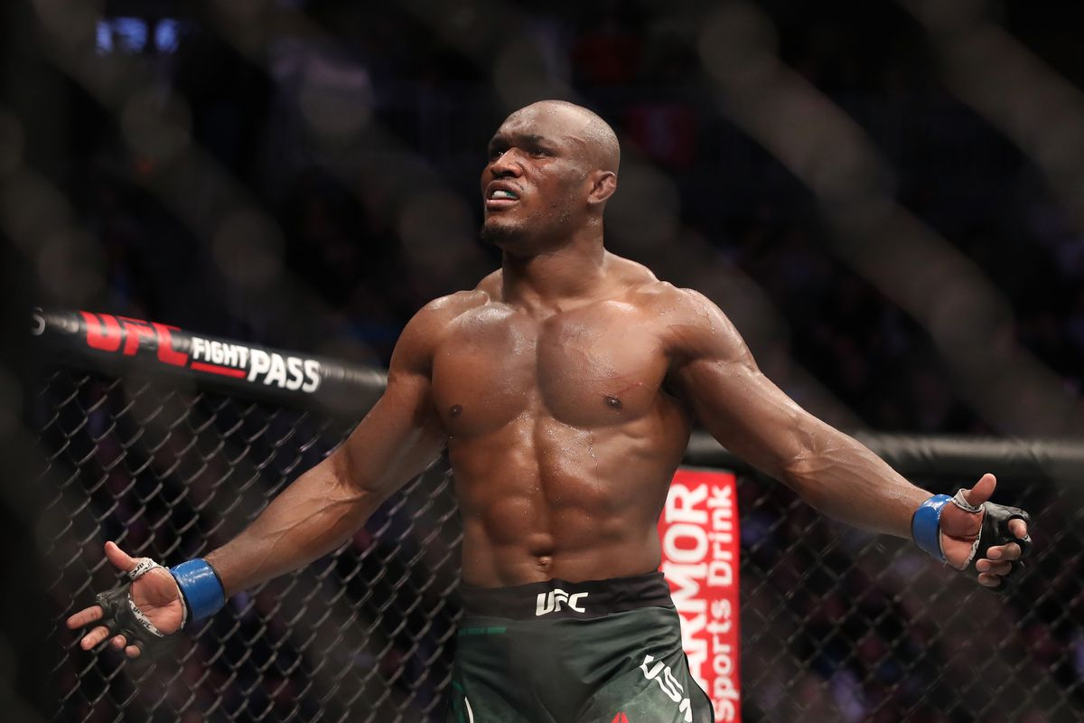 Kamaru Usman had a powerful response to the 'USA' chants after beating Colby Covington - Jaime Bonetti Zeller
