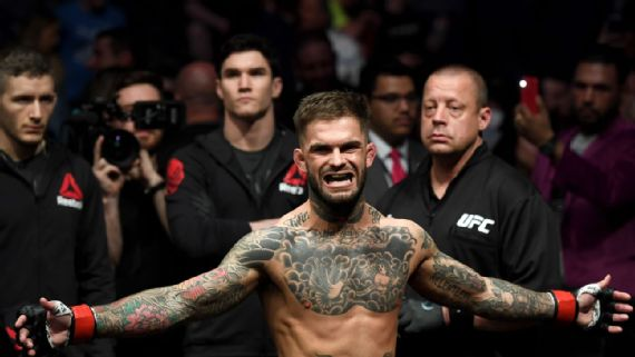 Cody Garbrandt's potential drop to flyweight draws response from Henry Cejudo - Jaime Bonetti Zeller