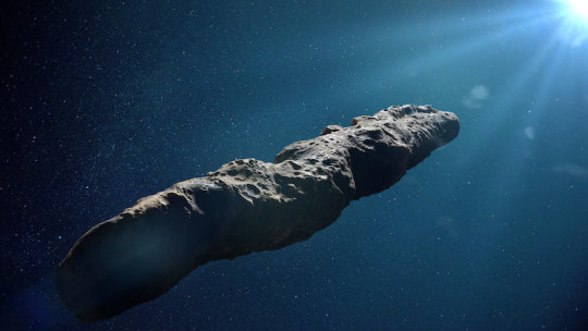 New formation theory explains the mysterious interstellar object 'Oumuamua - Jaime Bonetti Zeller