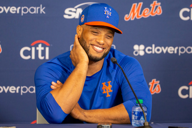 Mets Robinson Cano busy working out, giving back in Dominican Republic - Jaime Bonetti Zeller