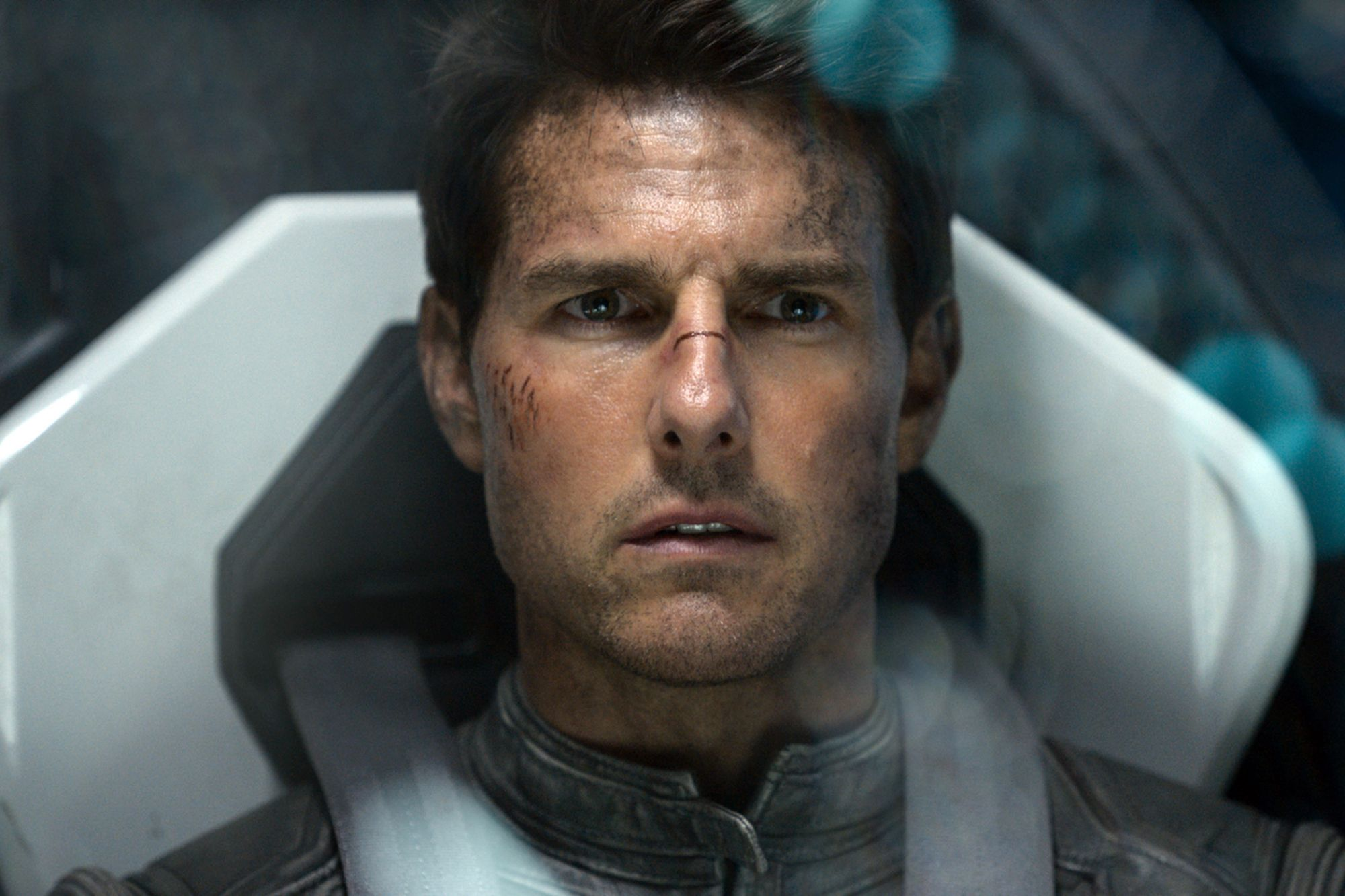 NASA is working with Tom Cruise to shoot a film in outer space. Yes, really - Jaime Bonetti Zeller