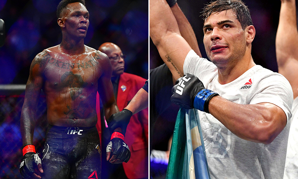 No hugs or fake feuds - Adesanya-Costa at UFC 253 is as real as it gets - Jaime Bonetti Zeller