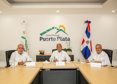 Institutions agree to promote Puerto Plata as an investment and tourism destination - Jaime Bonetti Zeller