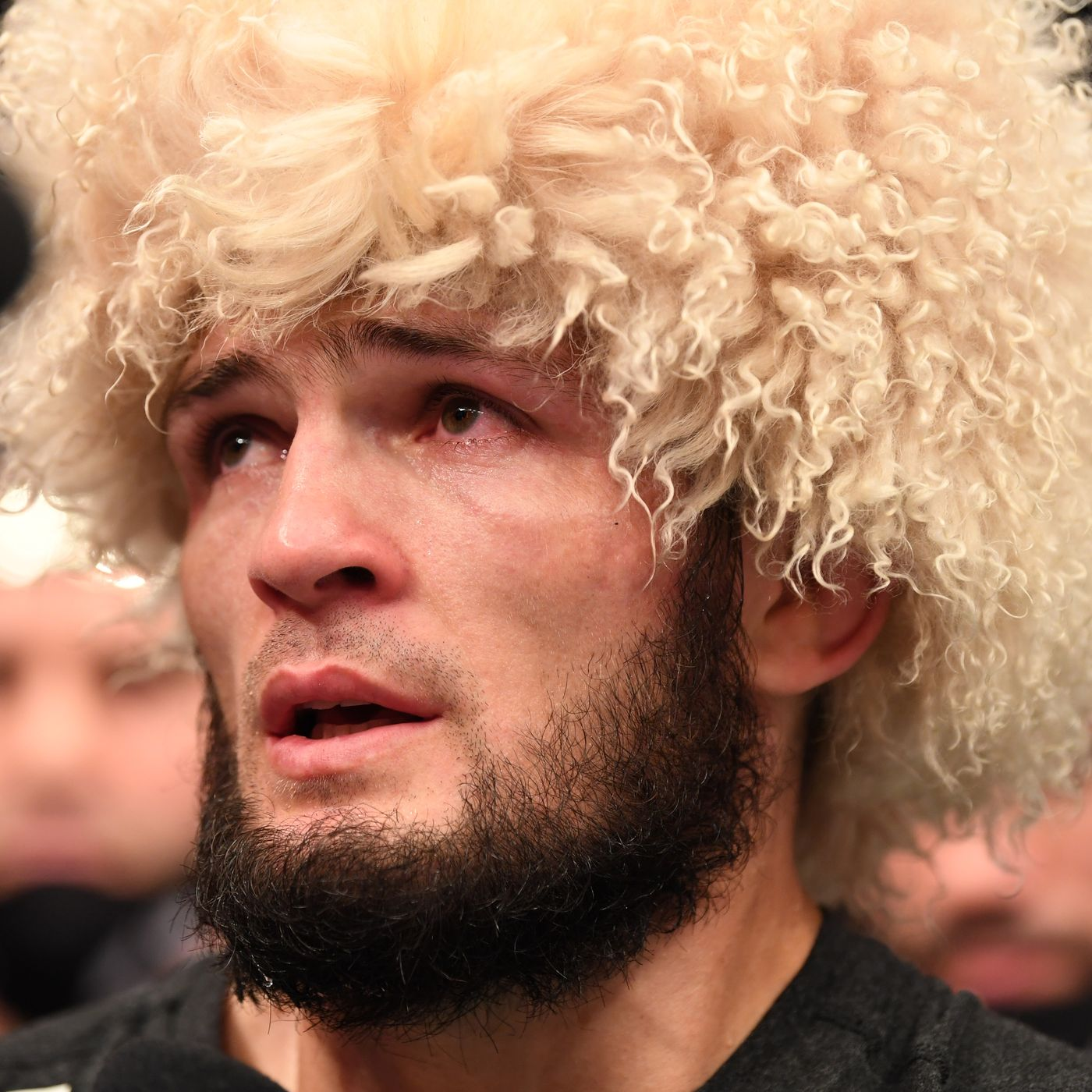 UFC 254, The Morning After Khabib Nurmagomedov sprints to the finish - Jaime Bonetti Zeller